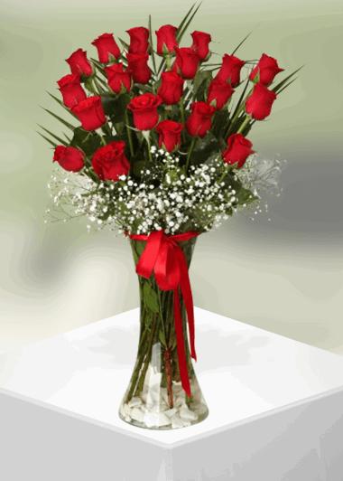 Aşk Dolu 20 Gül-27 Gaziantep Çiçek Sepeti Siparişi