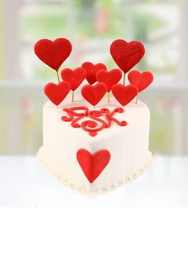 Aşk Pastası - Gaziantep pasta siparişi Gaziantep Çiçek Sepeti Siparişi