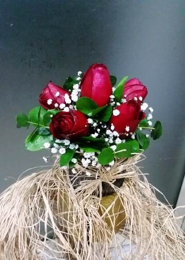 Ben ona resmen aşığım Gaziantep Çiçekciler