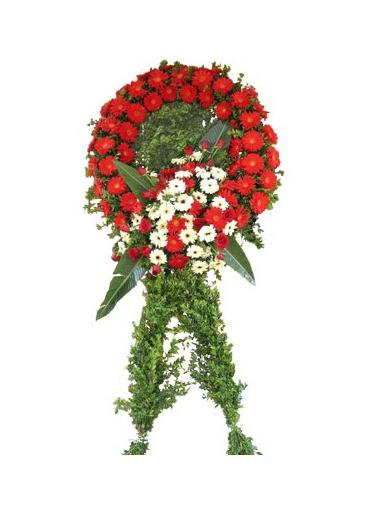 Cenaze Çelenk 01 Gaziantep Çiçekciler