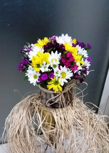 Dünyam Senin ile Renkli  Gaziantep Çiçekciler