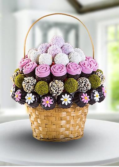 Lezzet ile atan kalbim senin Gaziantep Çiçekciler