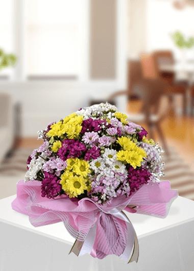 Mevsim Buketi-37 Gaziantep Çiçekciler